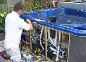 Electrician Abington Hot Tub Repair