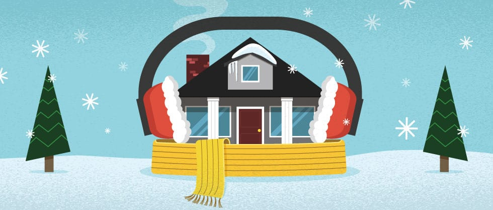 Charming 3 Tips To Get Your Home Ready For Winter