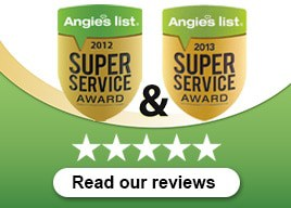 Angies List Best Bucks County PA Super Service Award for HVAC. Read the reveiws