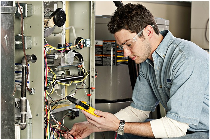 furnace repair Montgomery County