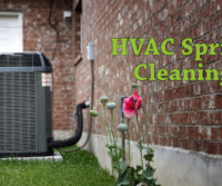 5 Reasons to Start Spring Cleaning With HVAC Maintenance
